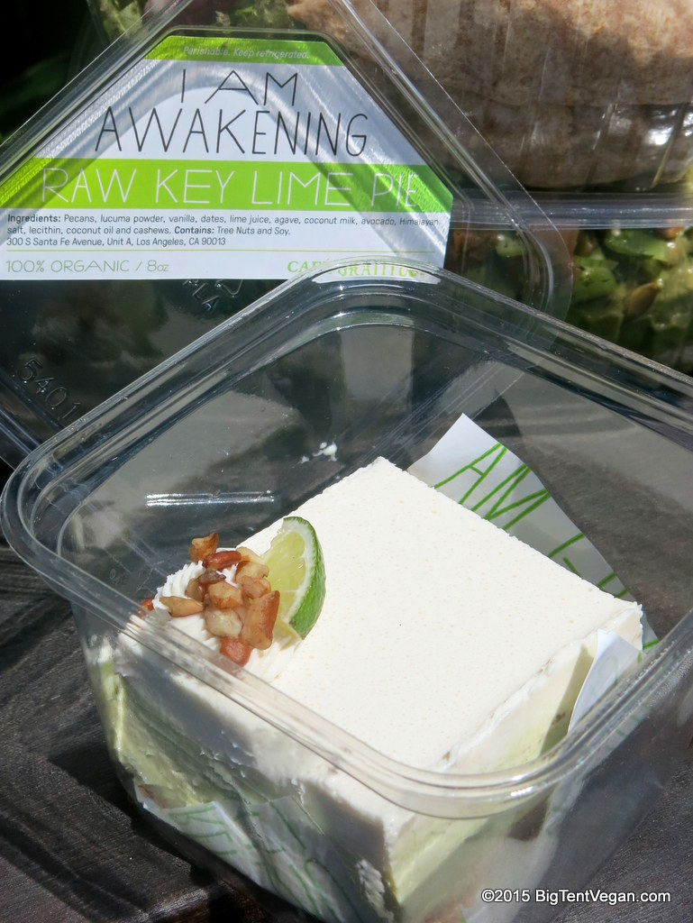 "Raw Vegan Key Lime Pie: ""I Am Awakening"""