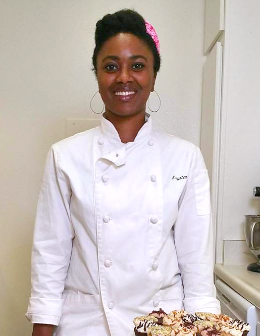 Krysten Littles, Chef Owner of Baby Love Sweetery