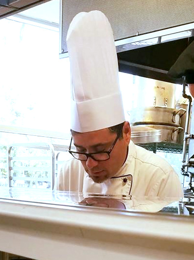 IAN BEACH, Executive Chef and Chef Instructor at Exhibit (Santa Ana, CA, USA)