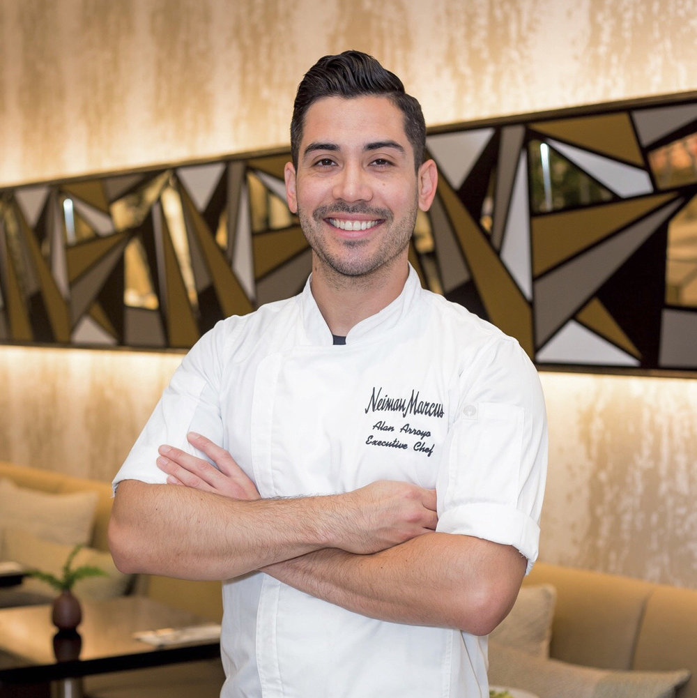 ALAN CAMPOS ARROYO, REGIONAL EXECUTIVE CHEF OF    NEIMAN MARCUS