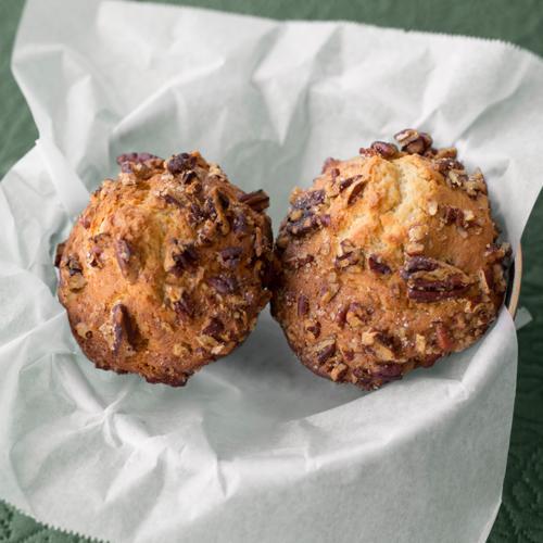 Pecan Brown Sugar Muffin