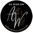 Artfully Wed Blog Logo