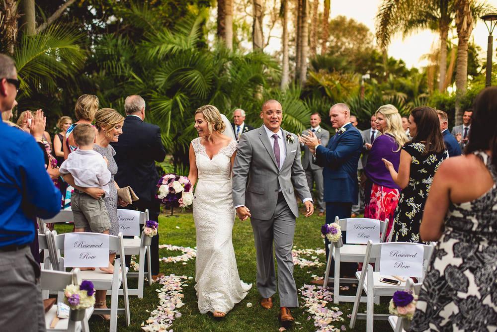 bride-groom-aisle-paradise-point