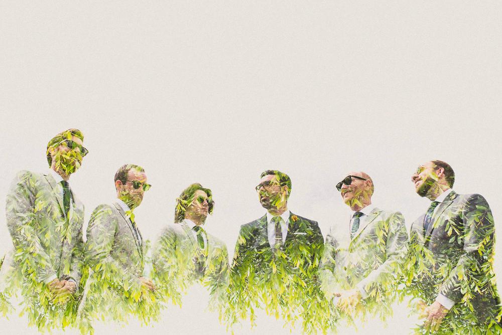 creative-double-exposure-groomsmen