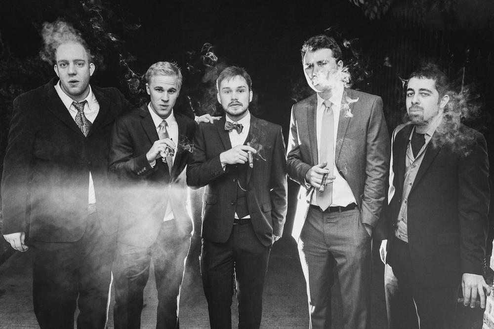 groomsmen-cigar-portrait