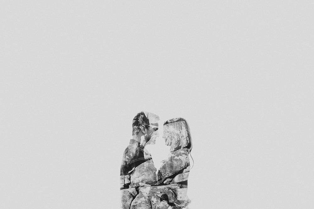 double-exposure-joshua-tree-national-park