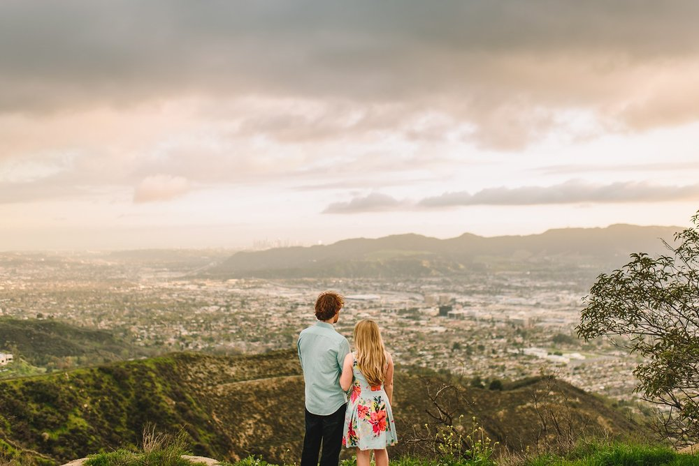 Burbank-engagement-session