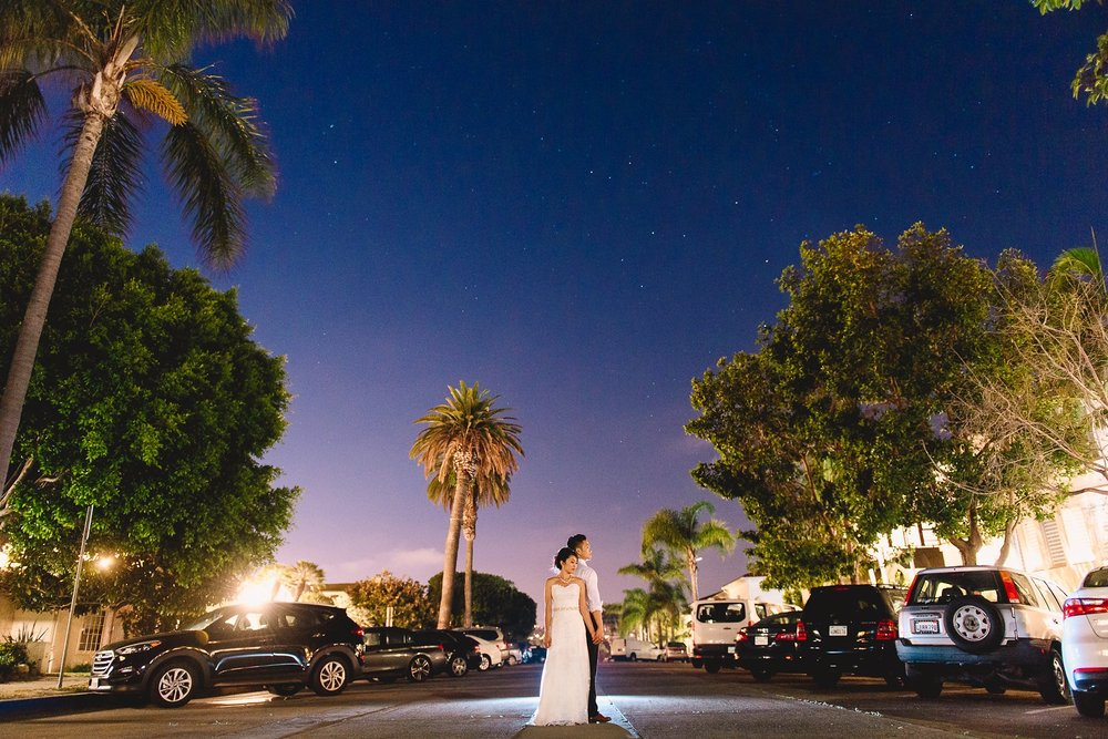La Jolla Wedding - Delia & John