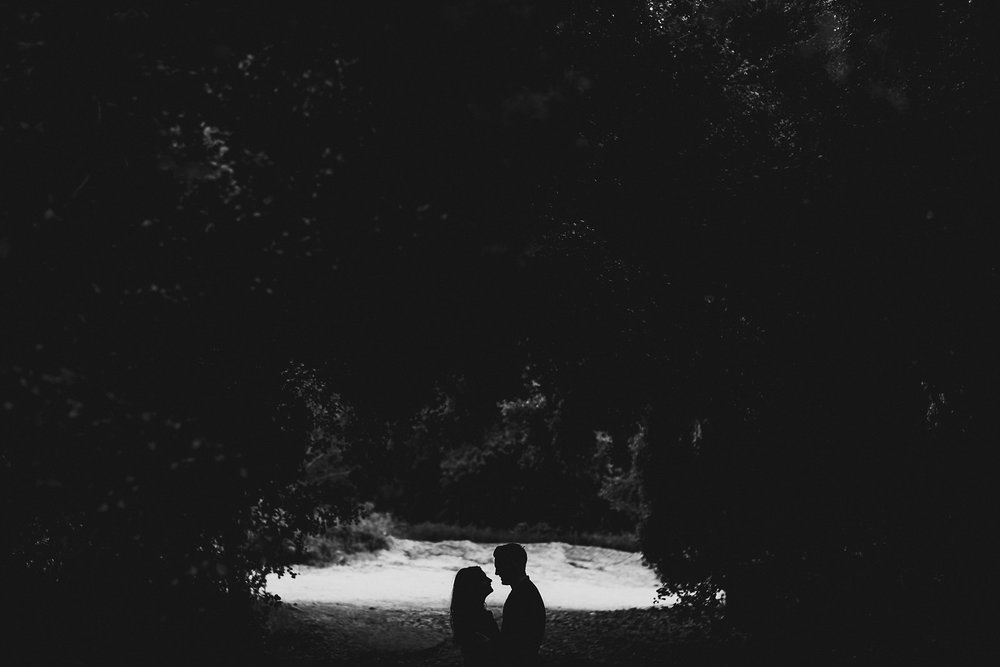 los penasquitos canyon engagement session j-a