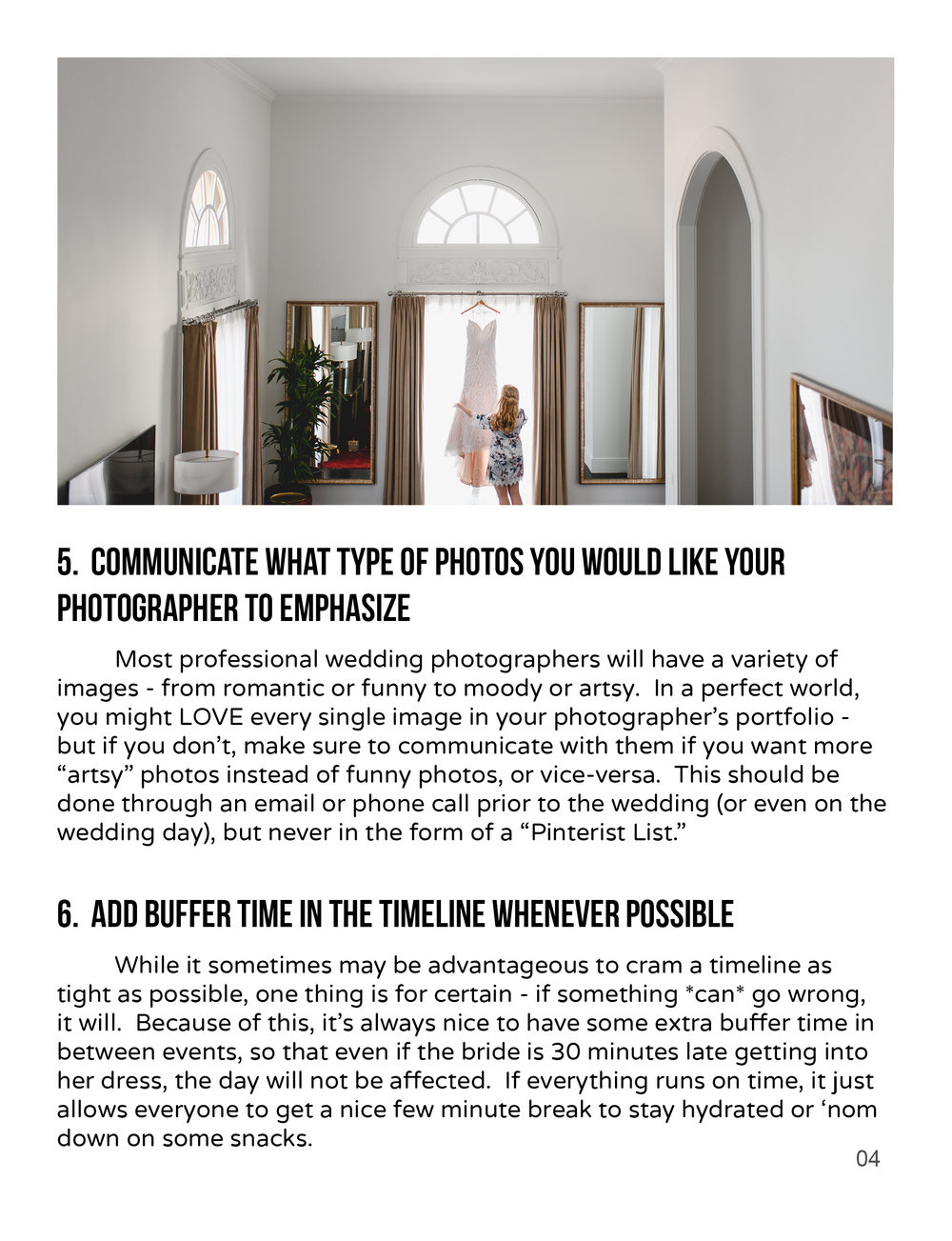 Ten Tips To Help Make Your Wedding Day A Success!5.jpg