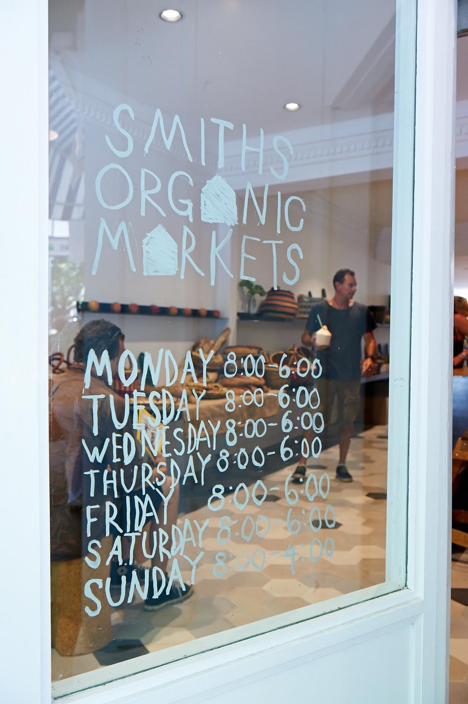 Smiths Organic MarketsSydney
