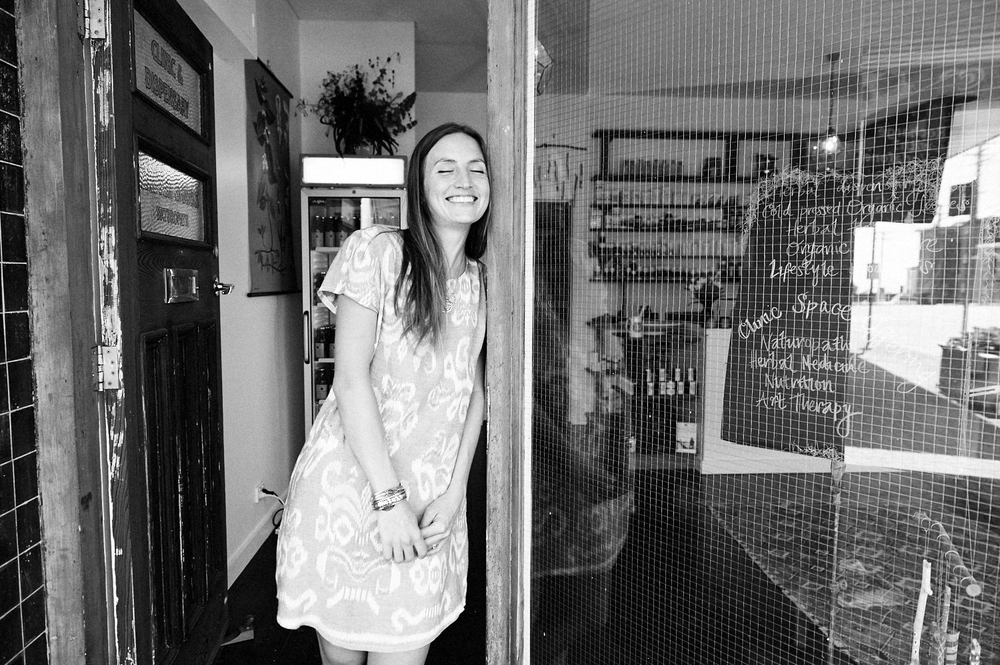 Kirsten Shanks Orchard St | Sydney
