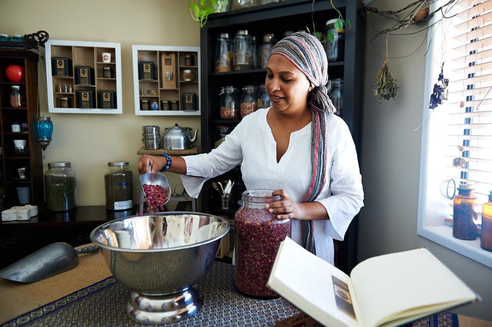 Fehreen Ali | Ayurvedic Teaologist - Tea Coup | Brisbane