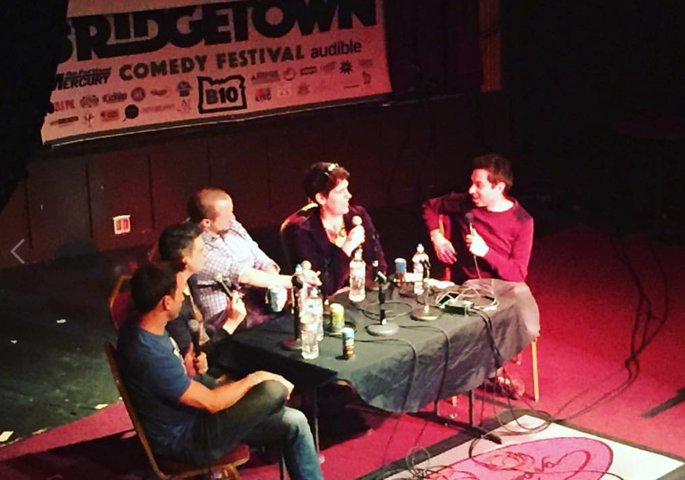 Episode 248 Live From Bridgetown Comedy Festival With Dr Betsey