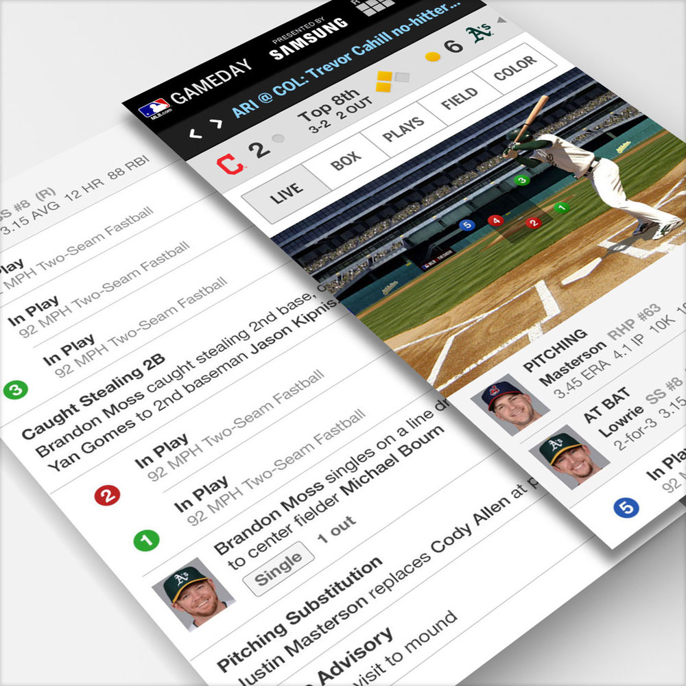 MLB Gameday