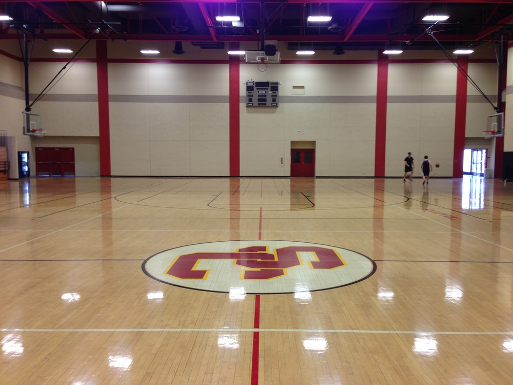 LRC Gym - Home of TechJam 2015