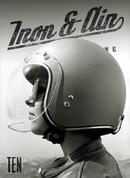 Iron & Air 10 Cover