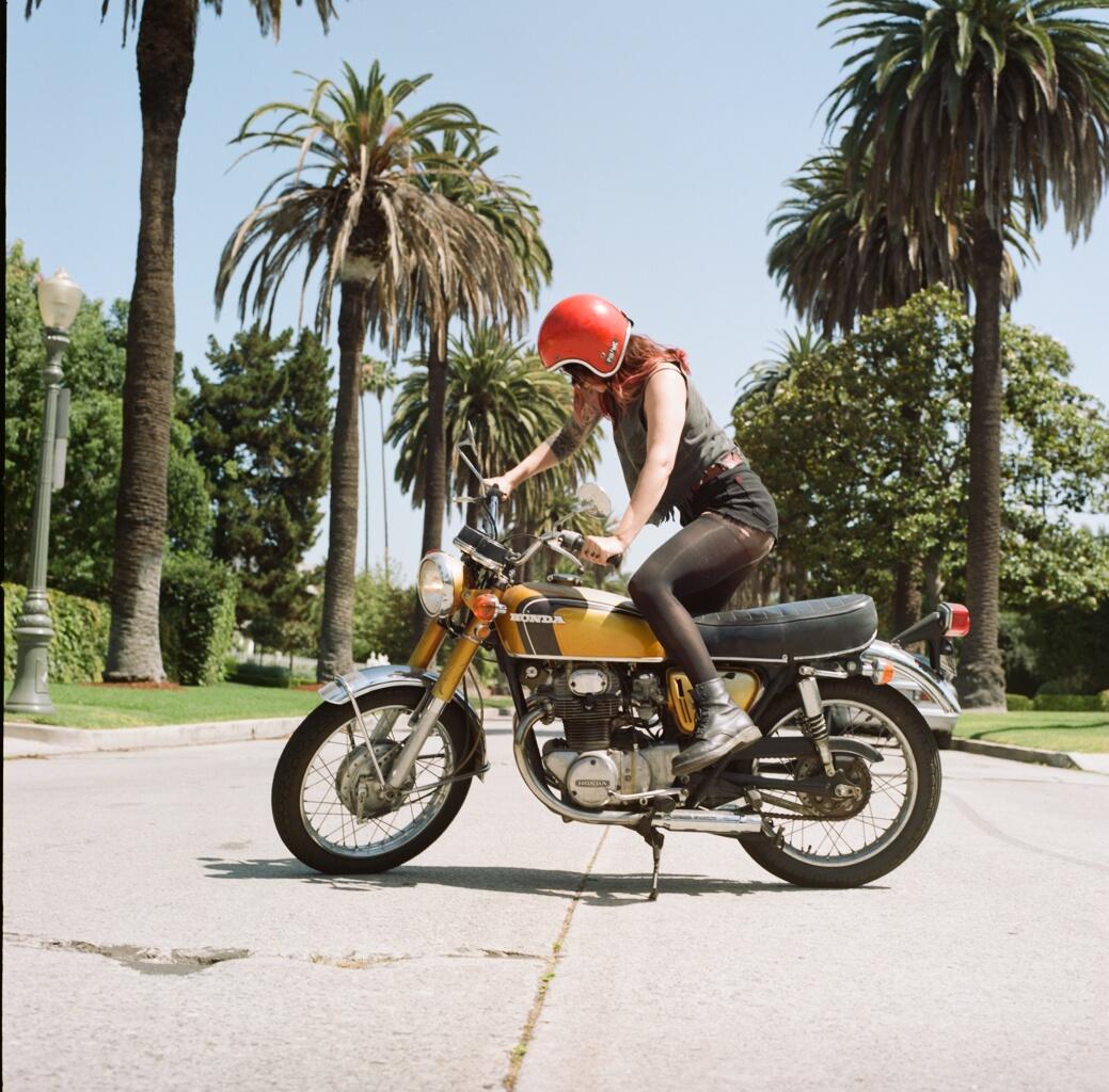 women s moto exhibit