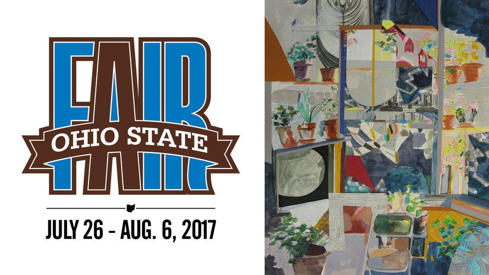 Ohio State Fair post