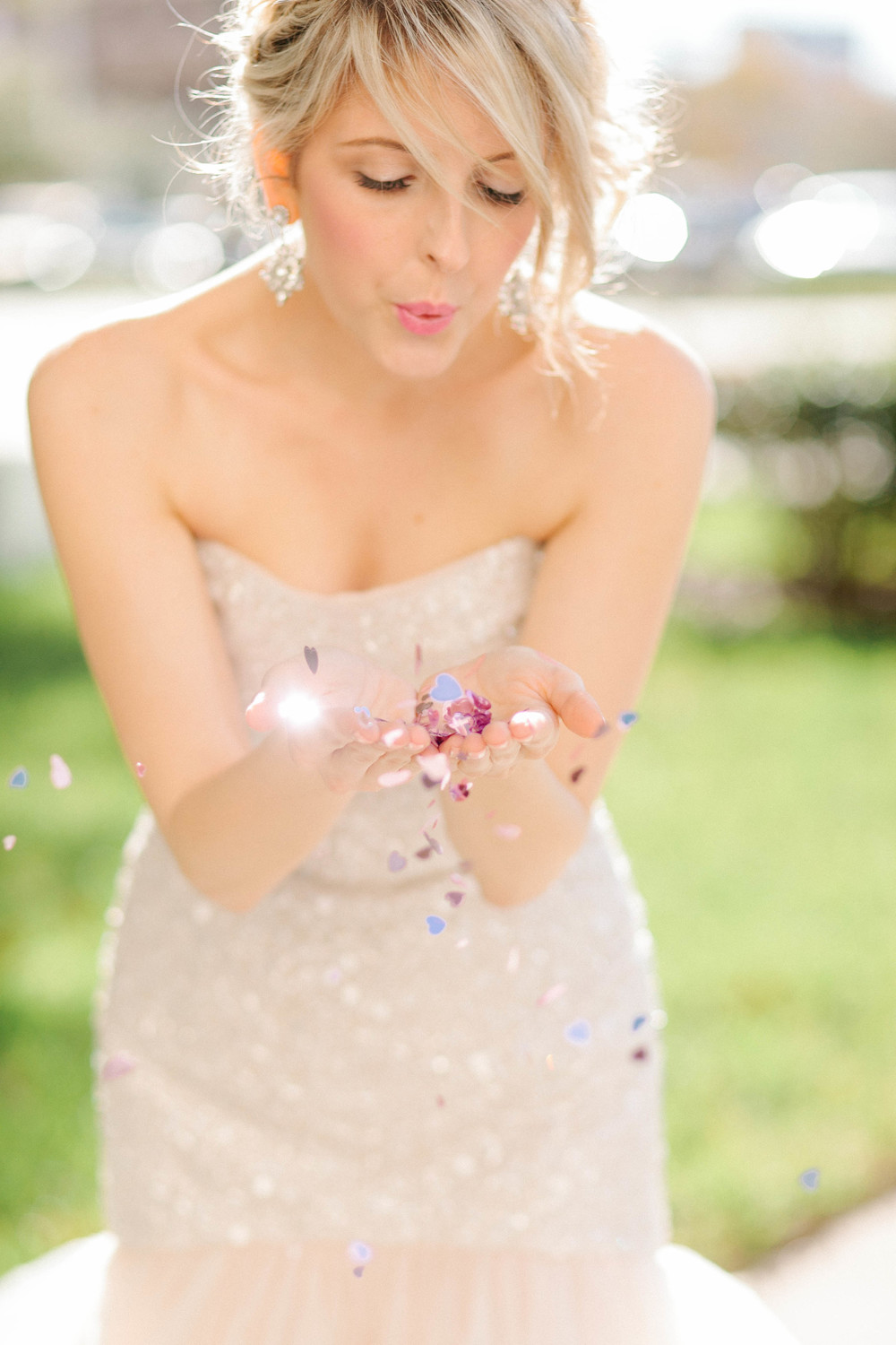 Bride - Confetti - Oh Hello Events