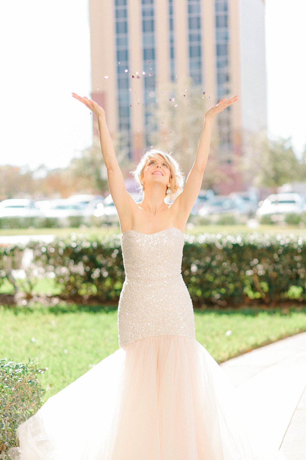 Adorable Bridal Photo - Oh Hello Events