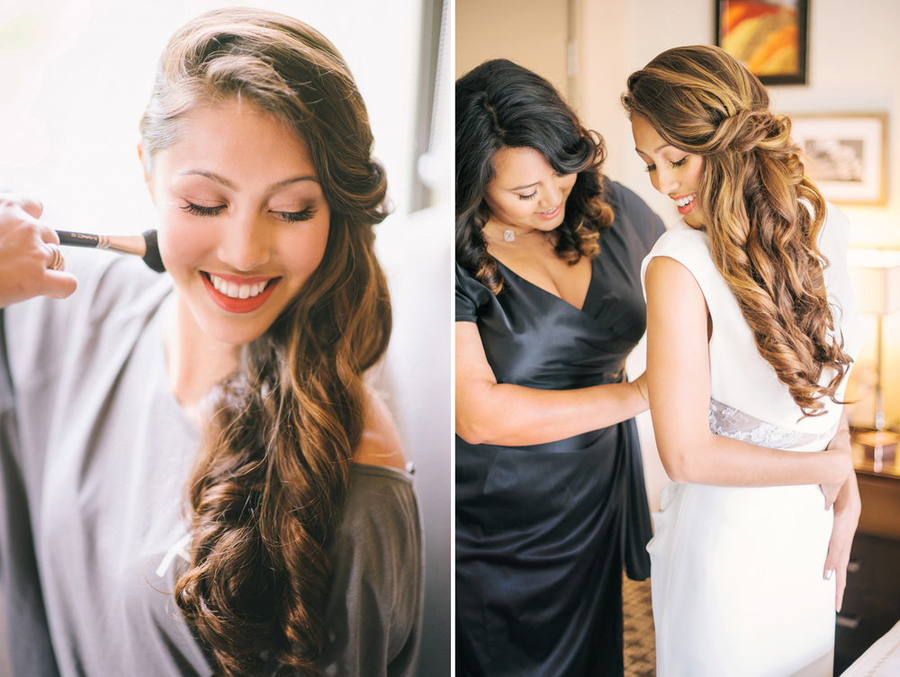 Bridal Prep, Malindy Elene Bridal, Oh Hello Events, Angel He Photography 2014