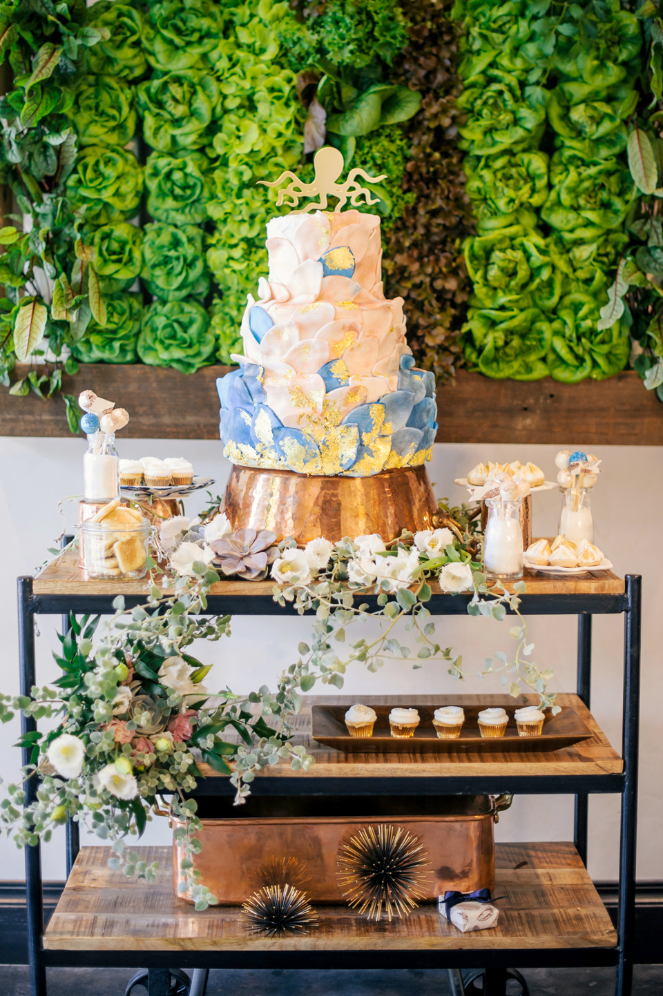 Cake by Chocolate Pi, Angel He Photography 2014