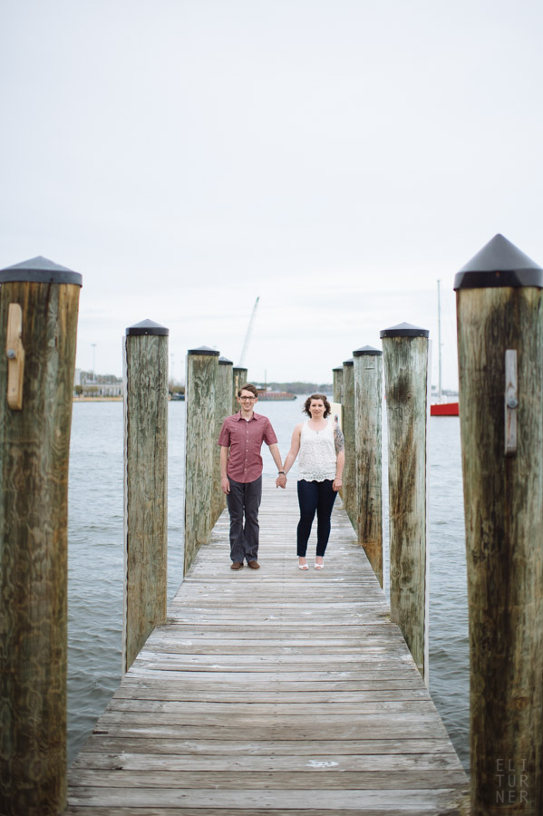 Engagement Photo by Eli Turner Studios via Oh Hello Events