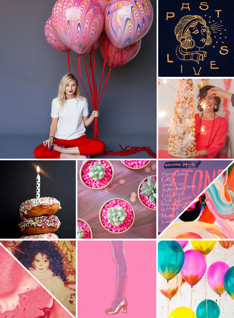 Thirtieth Birthday Party Inspiration