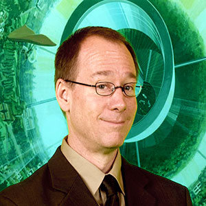 Joel Hodgson   Creator,   Mystery Science Theatre 3000