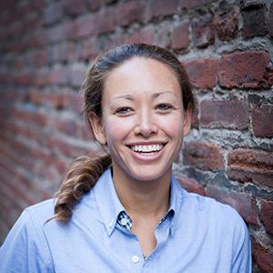 Emily Mochizuki Lutyens   Co-CEO,  Legworks