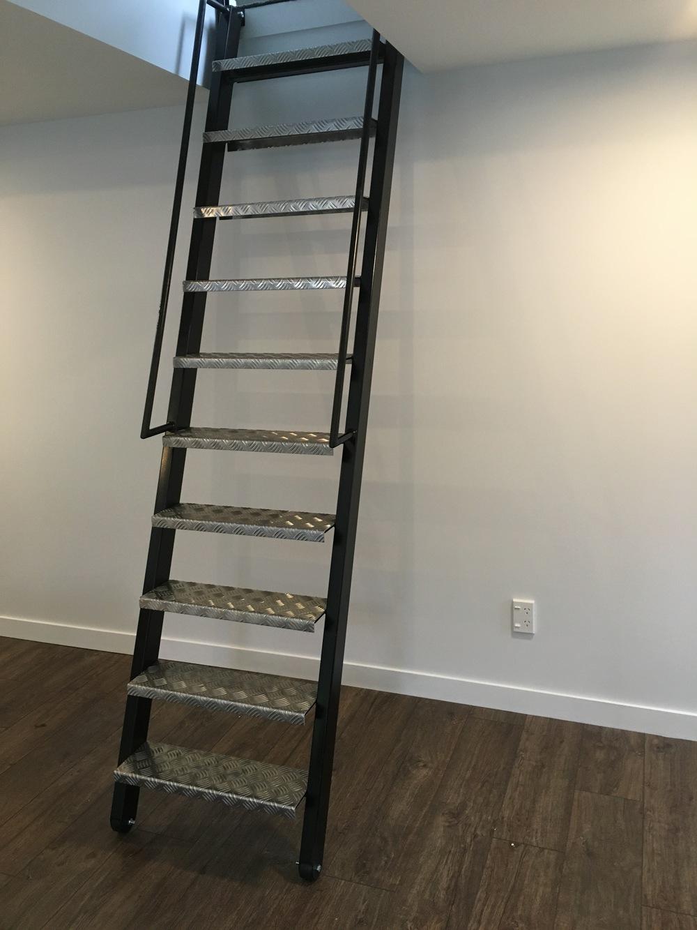 checkerplate ladder indoor.jpg