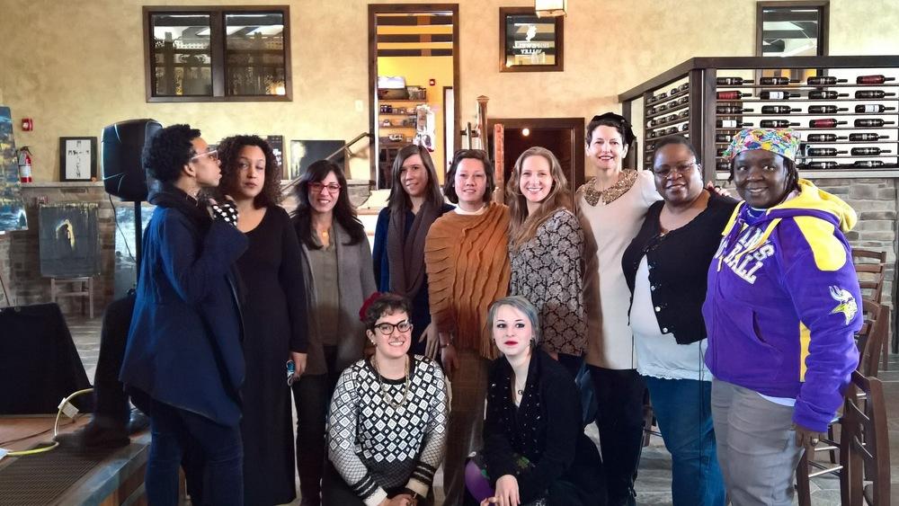 erika rachel common threads 4 power of women