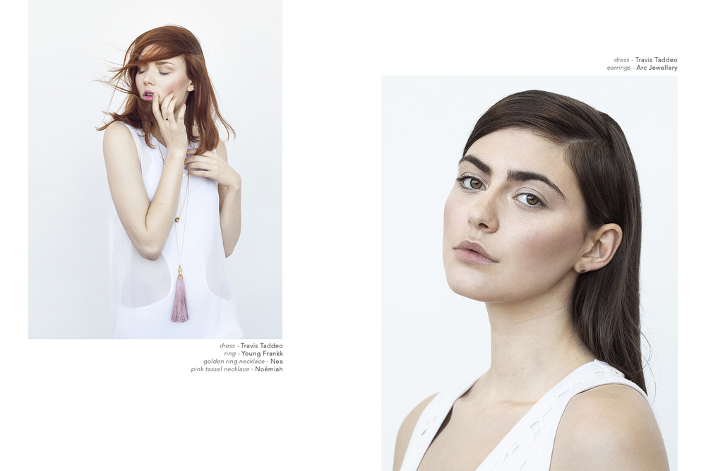 Arc Jewellery - Manon Parent - Dolce - Flanelle Magazine 2