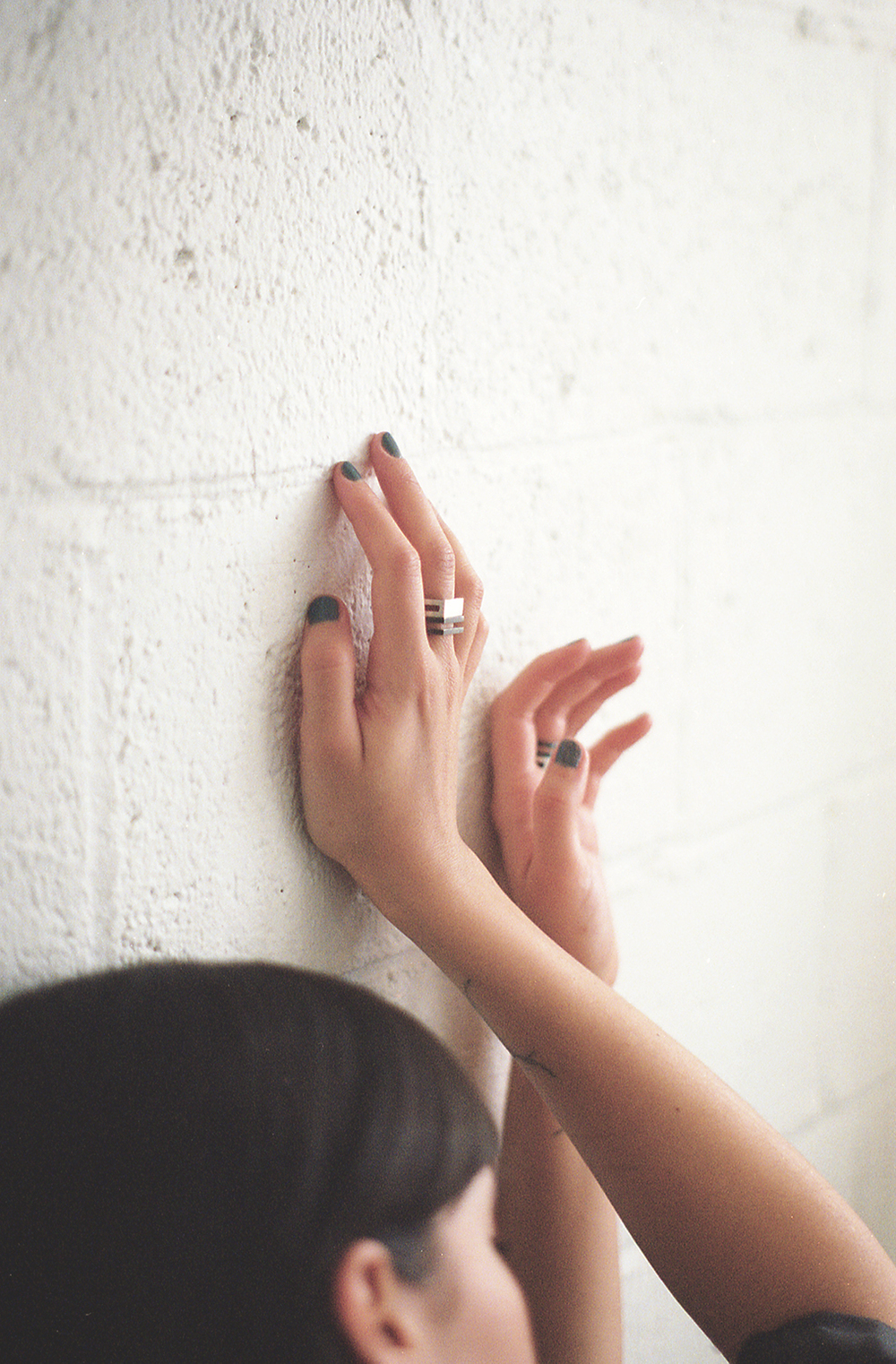 Arc Jewellery - Vacancy Lookbook - Parallel Rings