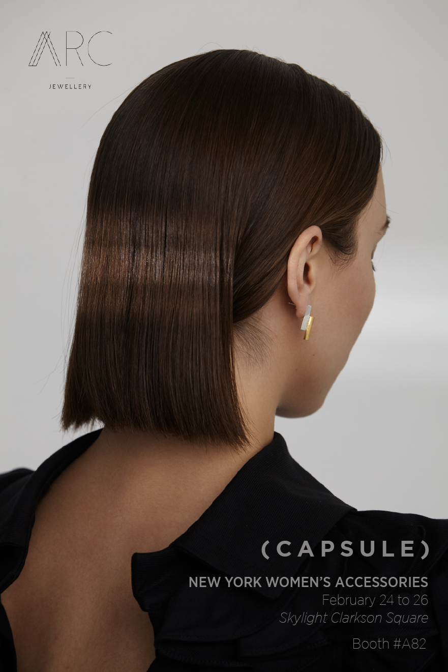 Arc Jewellery x CAPSULE NY