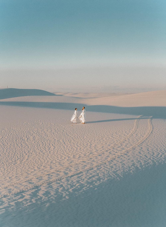 Dream landscape — Wild West by Leeor Wild