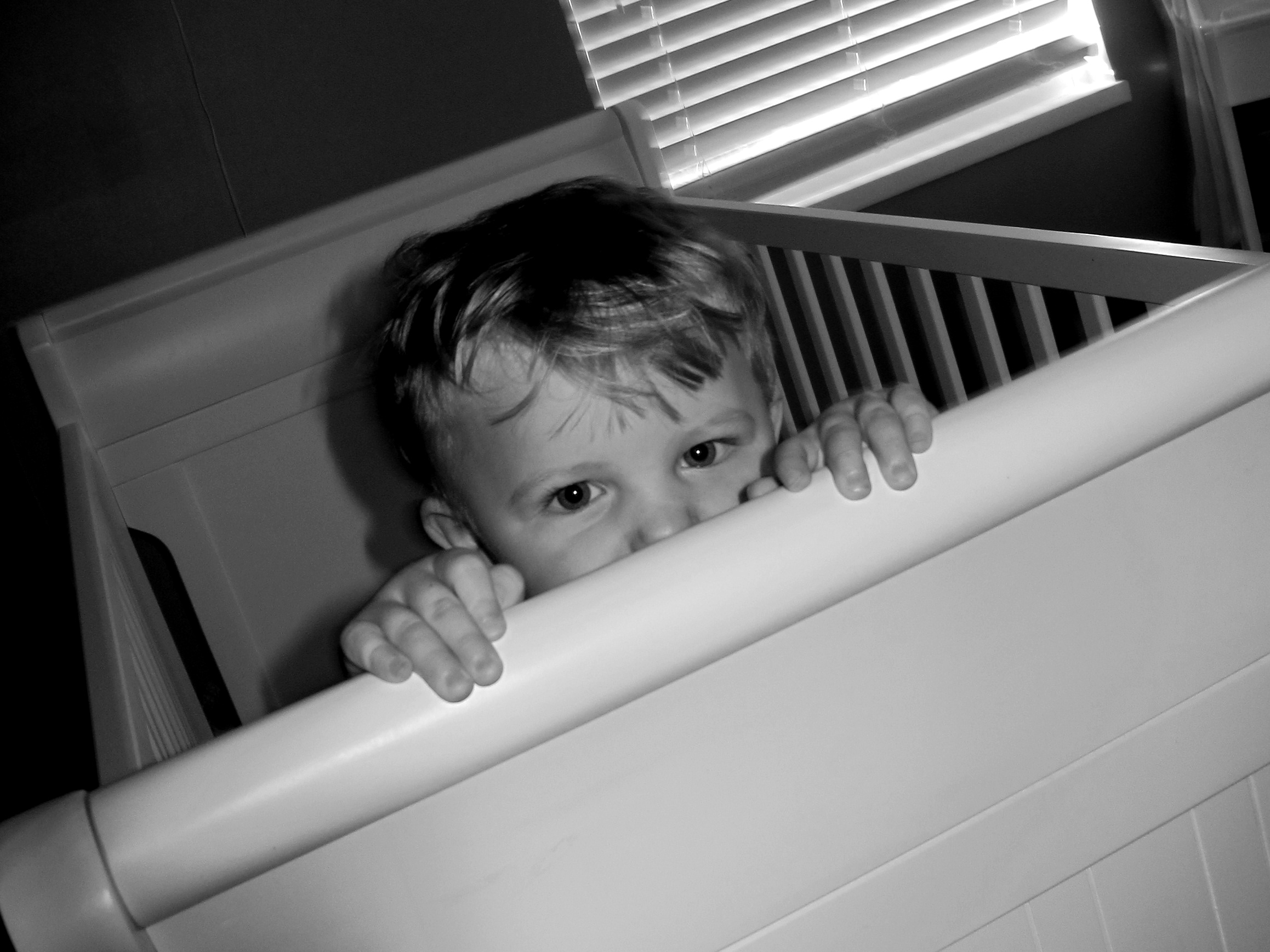 carter peeking