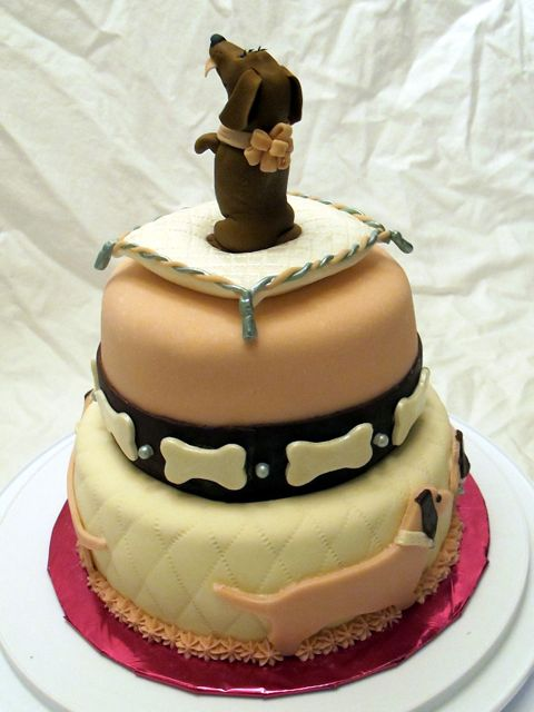 dachsund cake6