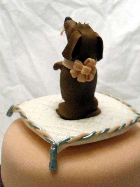 dachsund cake7