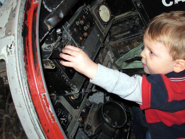 pilot carter