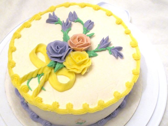 rose bouquet cake1