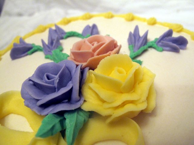 rose bouquet cake2