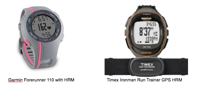 Garmin 110 Ironman Run Trainer GPS