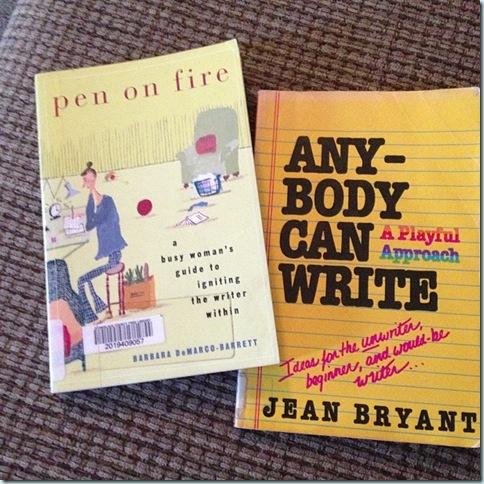 writing books