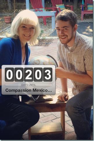 Mexico countdown