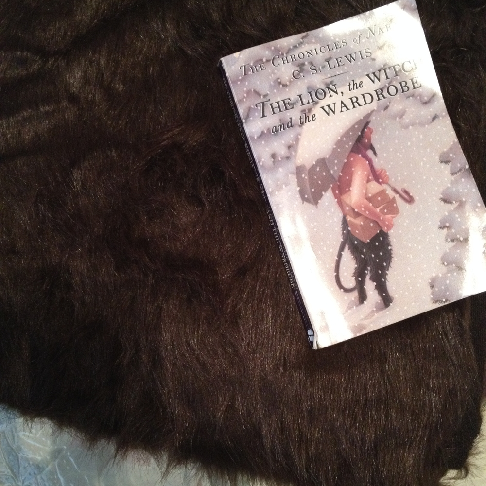 Mr. Tumnus costume!