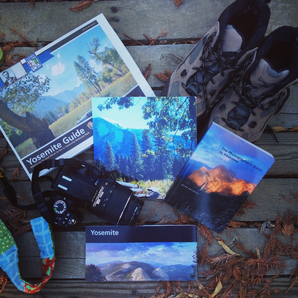 Yosemite guides