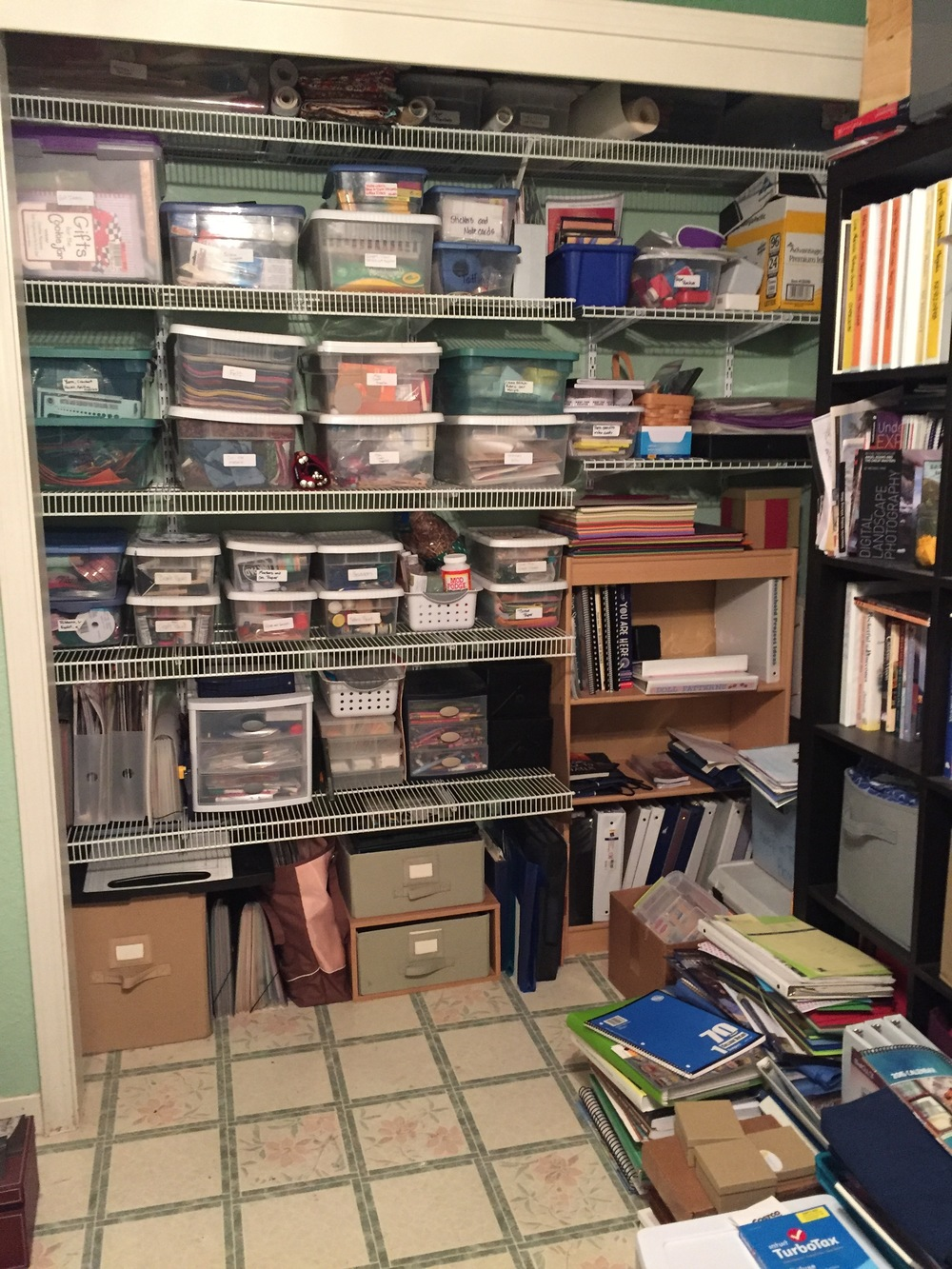 Kickstart to Clutter Free Day 8