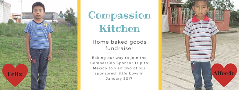 If you live local, join our Compassion Kitchen Facebook group!
